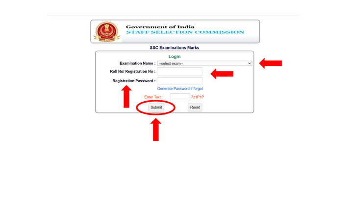 SSC CGL Tier 3 marks step 5