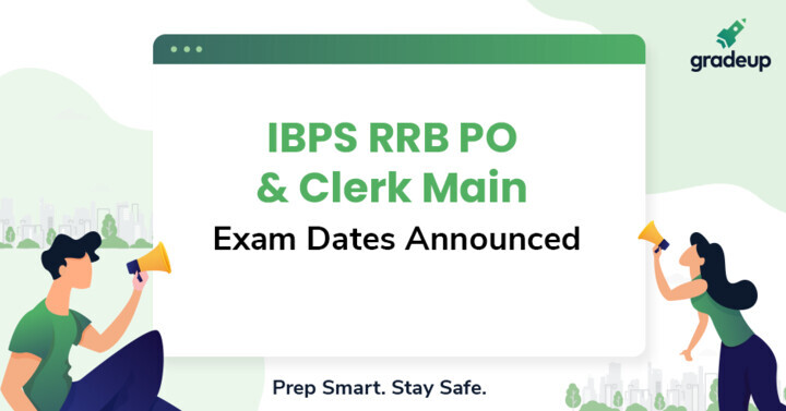 IBPS RRB PO/Clerk Mains Exam Date 2021: Check Exam Day Guidelines and FAQs