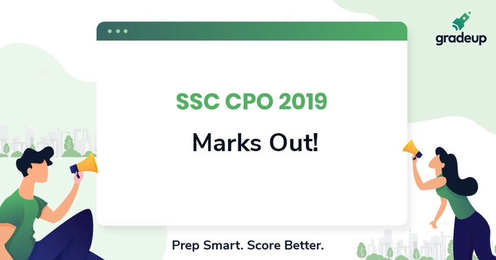 SSC CPO Marks 2019 Out: Direct Link to Check SSC CPO Tier I Marks