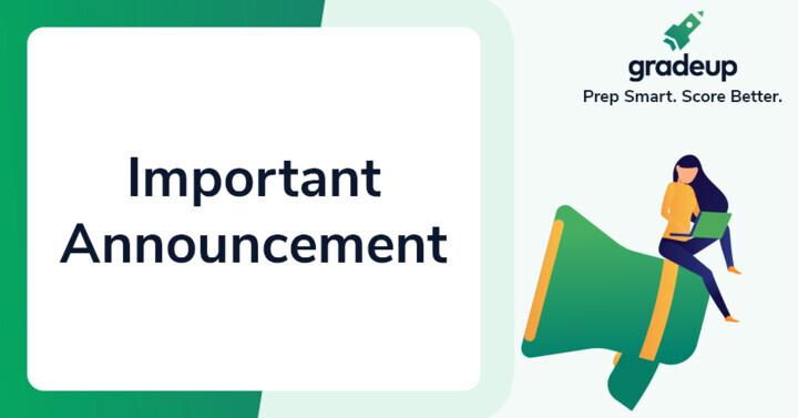 UPSC Updates concerning Prelim and Main Exam 2020