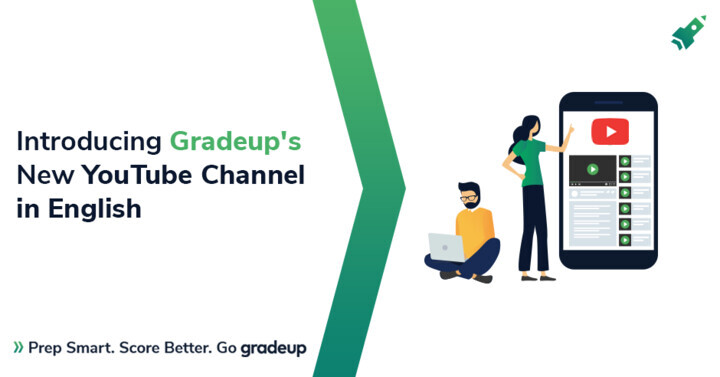 Introducing Gradeup's New YouTube Channel in English