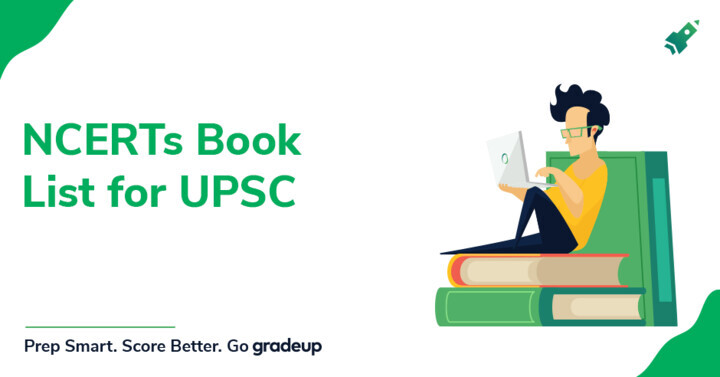 NCERT Books for UPSC in Hindi & English, PDF Download Here
