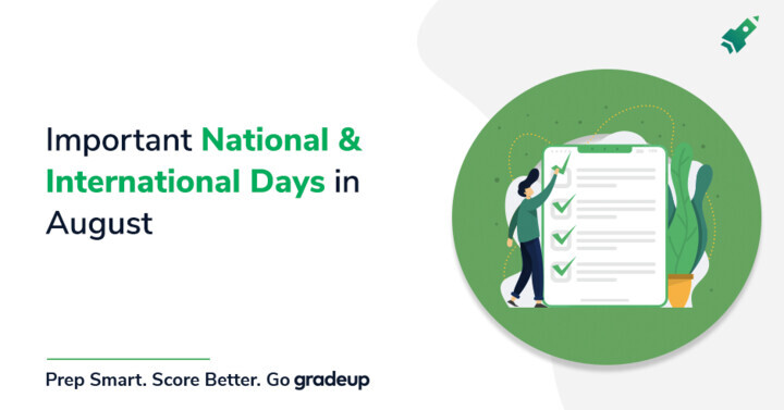 Important Days in August: National & International