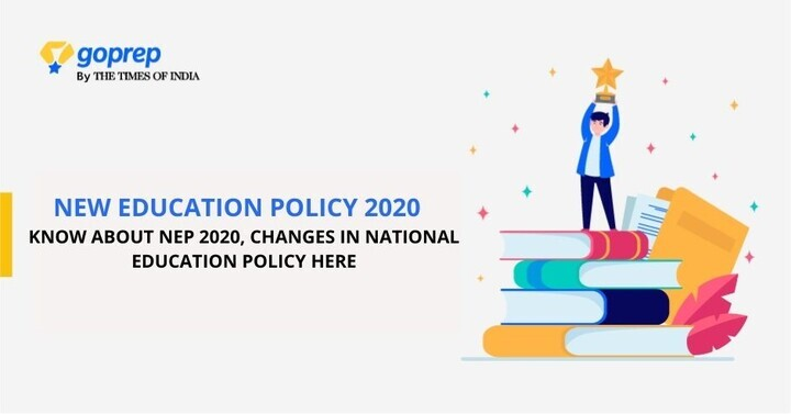 New Education Policy 2020: Know About NEP, Changes in National Education Policy