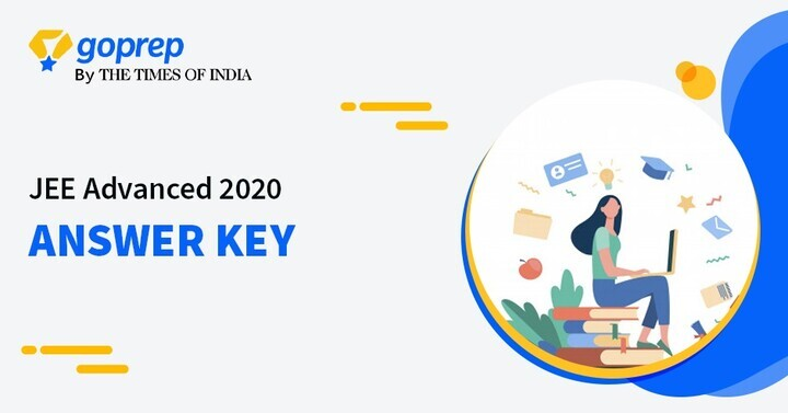 JEE Advanced Answer Key 2020 - Download JEE Advanced Question Papers PDF