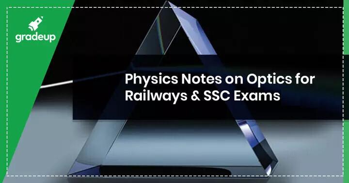 ऑप्टिक्स पर भौतिक विज्ञान नोट्स