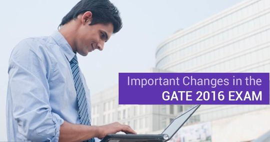 What's New in GATE 2016 Exam
