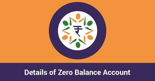 Image result for zero balance account