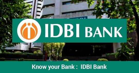 Know Your Bank: IDBI Bank Ltd.